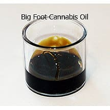Buy Big Foot II Cannabis Oil