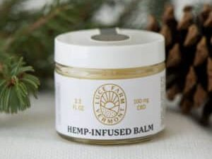 Buy Hemp Topical Balm