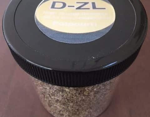 Buy DZL GOLD Herbal Incense