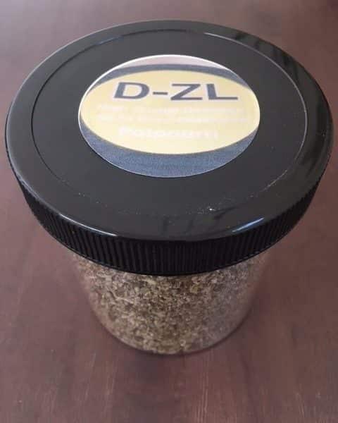 Buy DZL GOLD Herbal Incense
