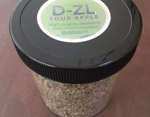 Buy DZL SOUR APPLE Incense