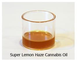 Buy Super Lemon Haze Cannabis Oil