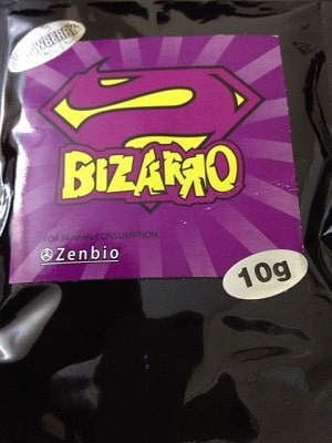 Buy ANGRY MAN FROM BIZARRO Incense