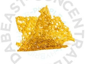 Buy DABEAST CONCENTRATES Purple Arrow Shatter