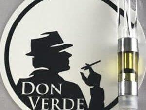 Buy Don Verde Vape Cartridge