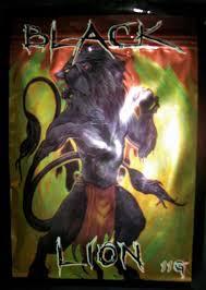Buy Black Lion Herbal Incense