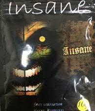 Buy Insane Black Herbal Incense