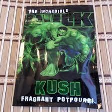 Buy The Incredible Hulk – Kush