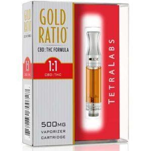Buy PureGold CBD Vape Oil Cartridge