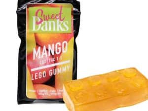 Buy Sweet Danks CBD/THC Lego Gummy